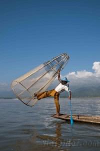 Lago Inle, pescadores 05