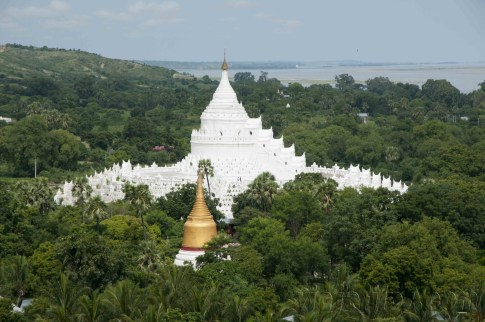 Mandalay, Mingún 3
