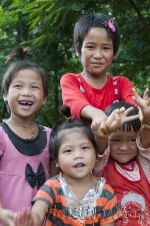 Sonrisas de Myanmar 20