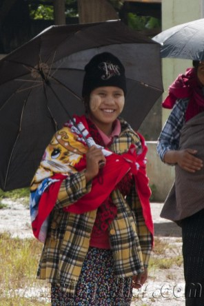 Sonrisas de Myanmar 37