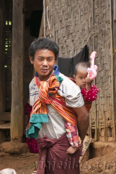 Sonrisas de Myanmar 39