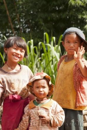 Sonrisas de Myanmar 44