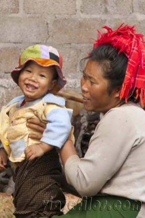Sonrisas de Myanmar 45