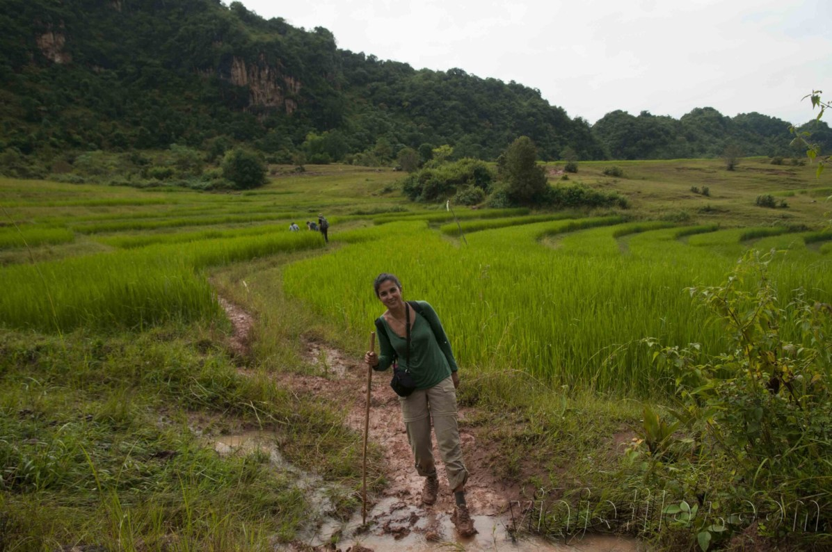 Trekking Kalaw-Inle 21