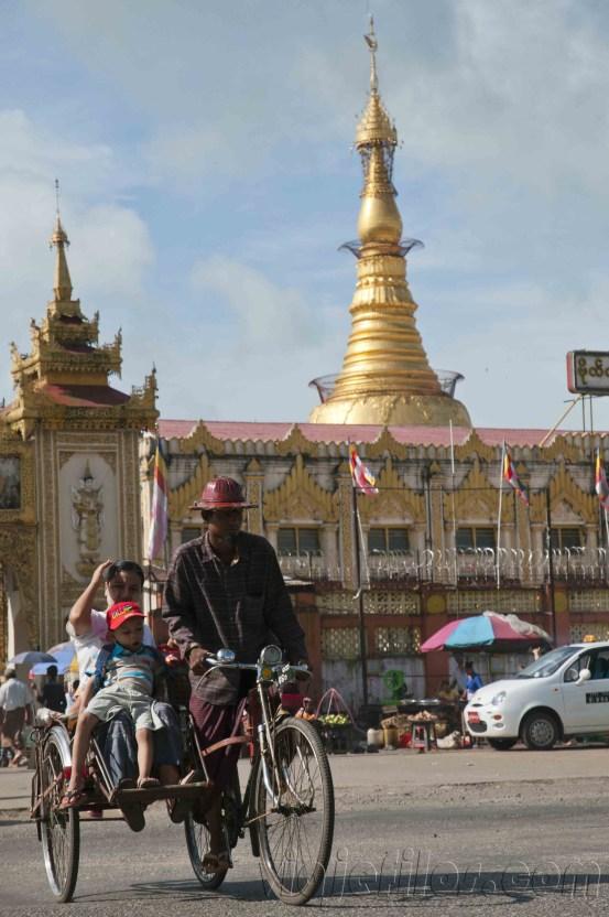Yangón, Botataung Paya