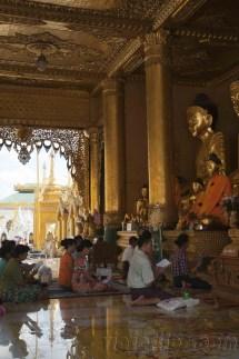 Yangón, Shwedagon Paya 9