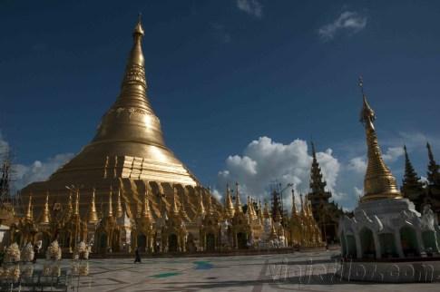 Yangón, Shwedagon Paya 4