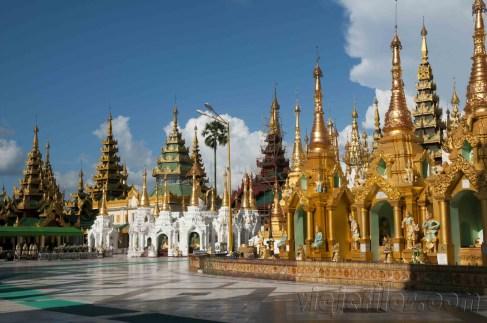 Yangón, Shwedagon Paya 2