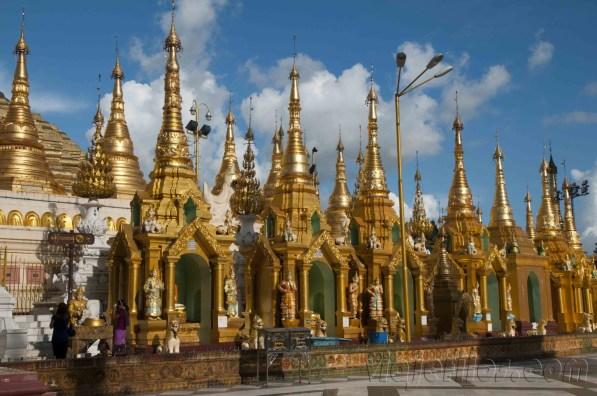 Yangón, Shwedagon Paya 1