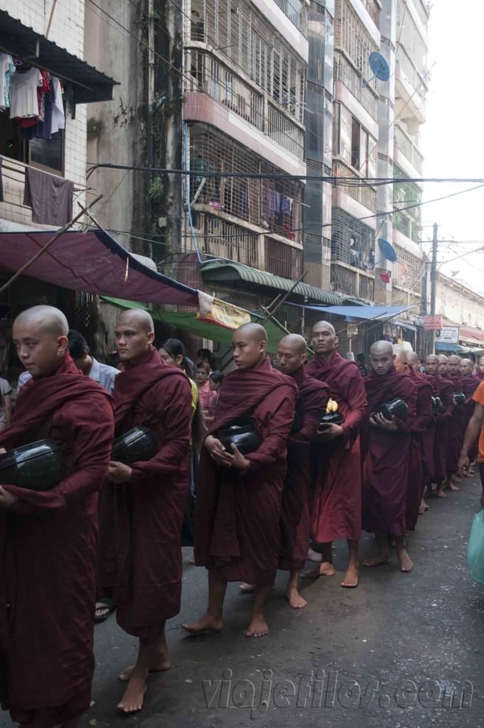 Yangón, mercados de la ciudad 04