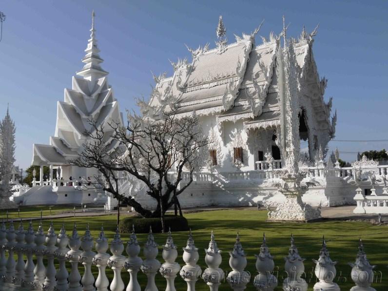 03 Templo Blanco, Chiang Rai 02