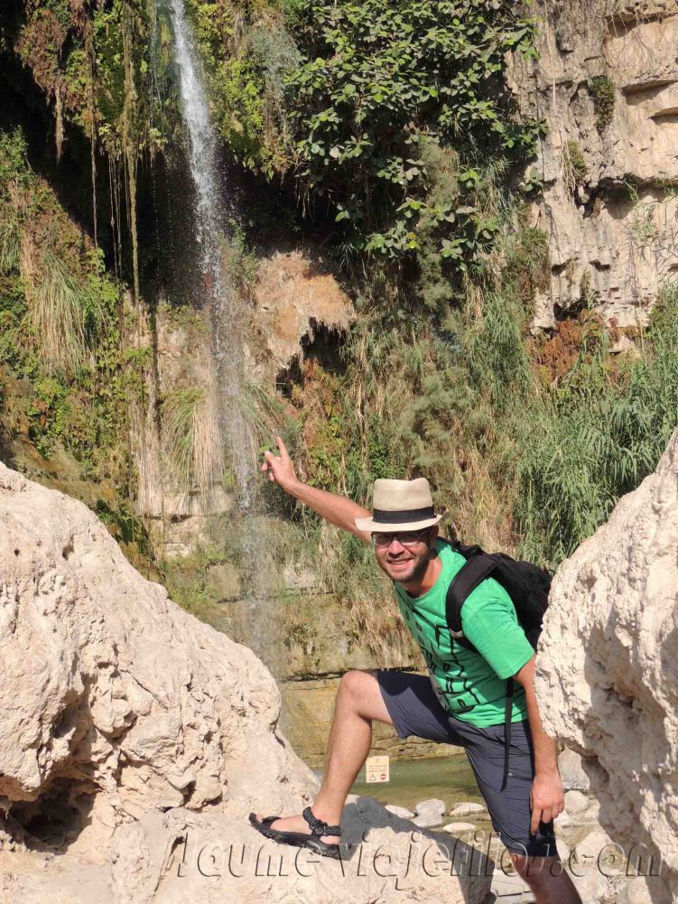 Cascada de David