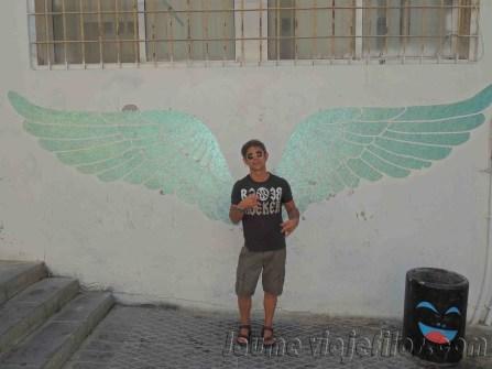 Jaffa. Arte Callejero