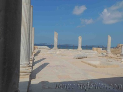 Ruinas de Cesarea 2