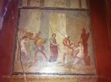Napoles, Pompeya 16