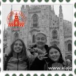 Un viaje a Milan con niñas