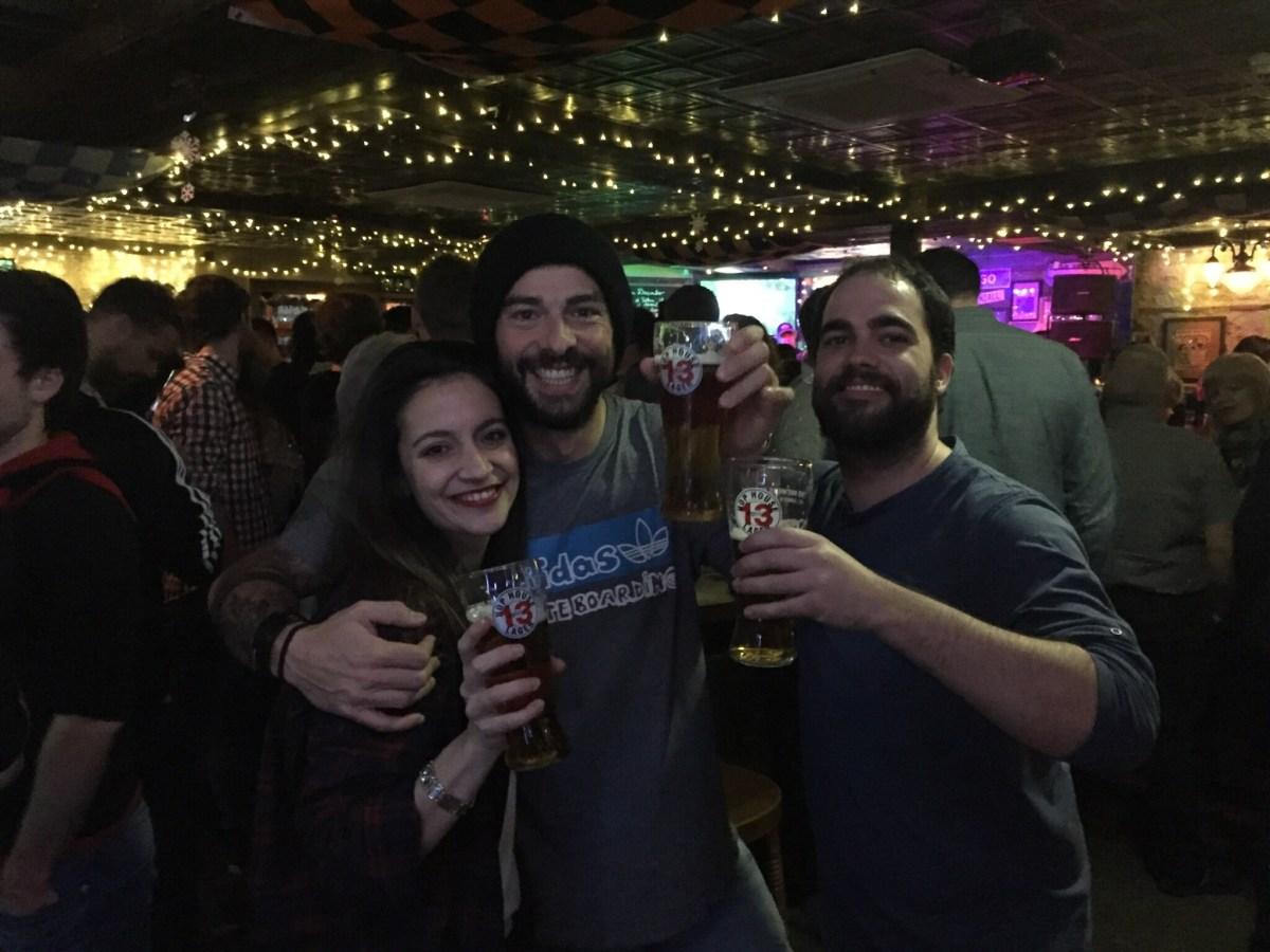 Domingo de... ¡Birras! En Edimburgo
