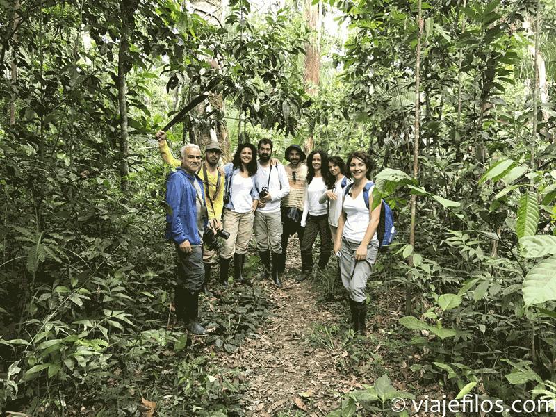 La selva del Amazonas de Perú, Iquitos, que ver y cuando visitarla
