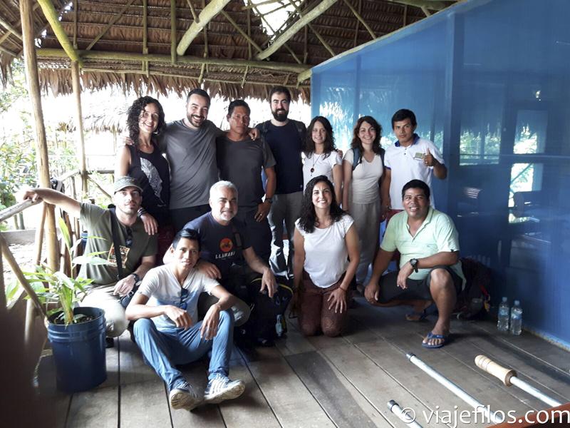 Muyuna Logde, el mejor lugar donde pasar tres días en el Amazonas de Perú