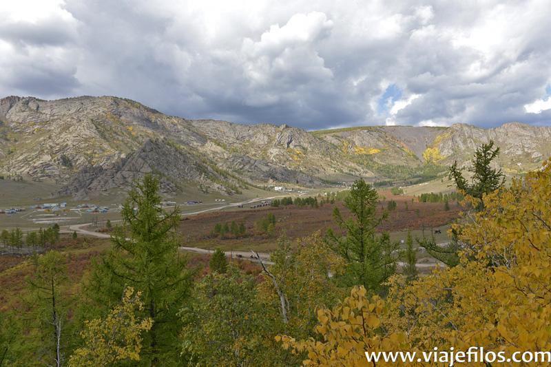 Parque Nacional de Gorkhi Terelj