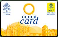 Tarjeta Omnia Card de turismo en Roma