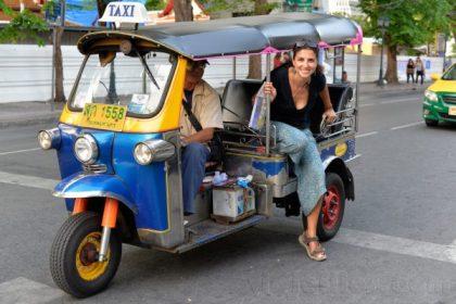 Bangkok, viajefilos en Khaosan Road 16