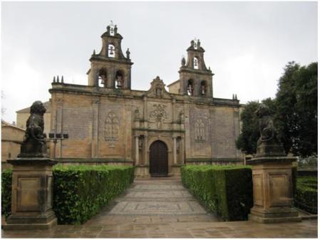 Colegiata Sta María de Los Alcazares 1