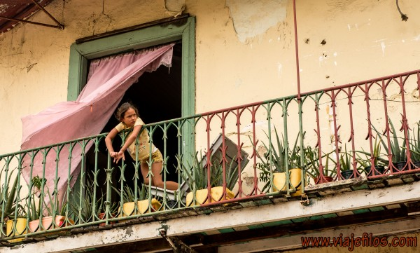 Viajefilos en el Casco Antiguo de Panamá