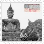 Postal-Bauset-Laos-Vientiane
