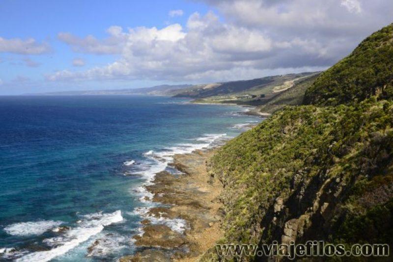 Mirador de Cape Patton en la Great Ocean Road