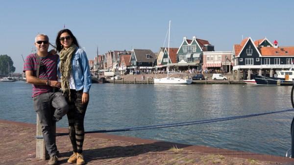 Viajefilos en Holanda, Volendam 01