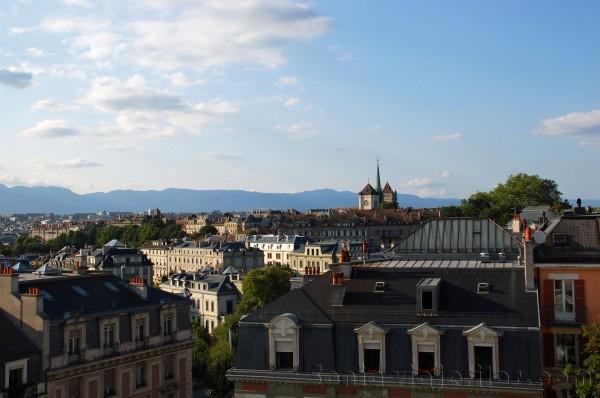 Viajefilos en Suiza, Ginebra Apartamento 01