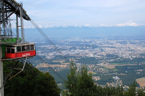 Viajefilos en Suiza, Ginebra Saleve 00