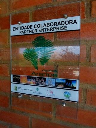 Restaurante local é parceiro do Geopark Araripe