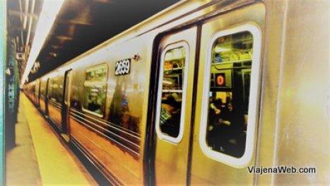 Dicas de Nova York - Metrô em Nova York