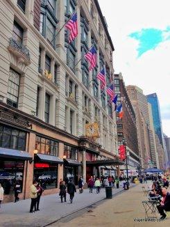 Nova York - Compras na Macy's