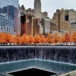 Nova York - Memorial das torres Gêmea