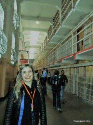 Cellhouse Audio Tour - Passeio guiado por áudio em Alcatraz