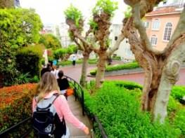Lombard Street - O que fazer em San Francisco