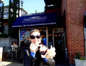 Chocolate Ghirardelli - O que fazer em San Francisco