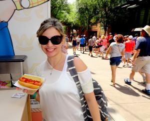 Orlando e a Disney - Onde Comer - Hotdog da Disney