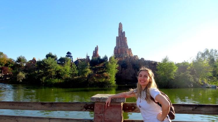 Big Thunder Mountain Railroad - Disneyland Paris