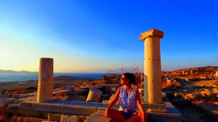 Visita a Ilha de Delos - O que fazer em Mýkonos