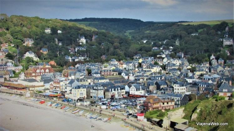 Roteiro de viagem na França - Etretat - Normandia