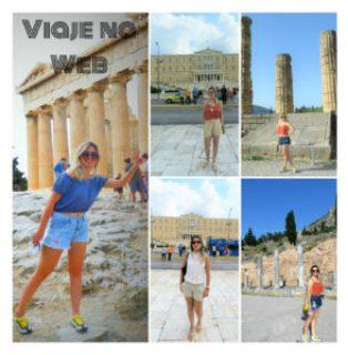 Looks de viagem para usar na Grécia - Sitios Arqueológicos