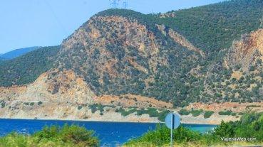 Estradas na Grécia - De Delfos para Kyllini
