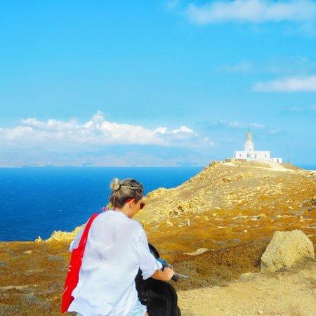 Farani Ligthhouse - Mykonos