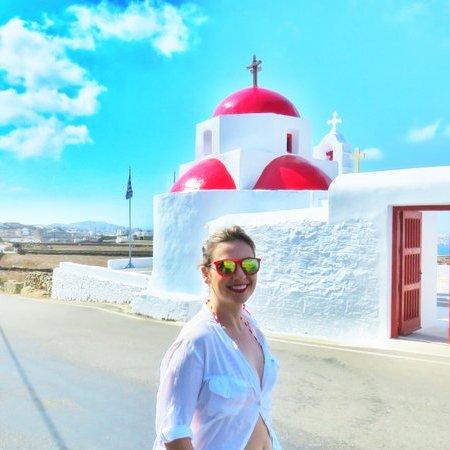 Igrejas em Mykonos