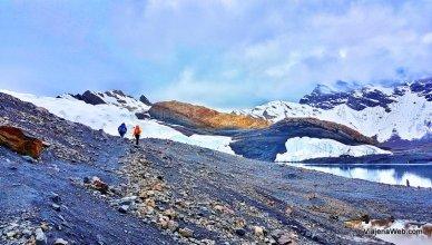 Passeio ao Glacier Pastoruri