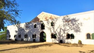 Groot Constancia - Vinícola perto de Cape Town na Africa do Sul